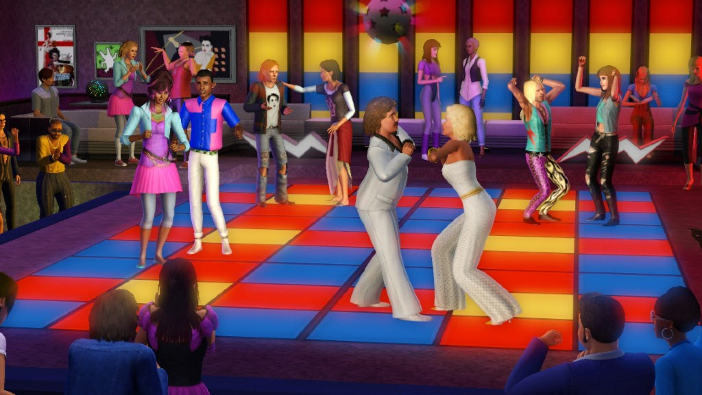 The Sims 3: 70´s, 80´s and 90´s (CD-Key) Product / Stuf