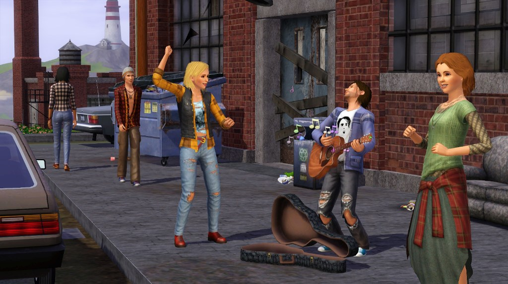 The Sims 3: 70´s, 80´s and 90´s (CD-Key) Каталог/Stuff