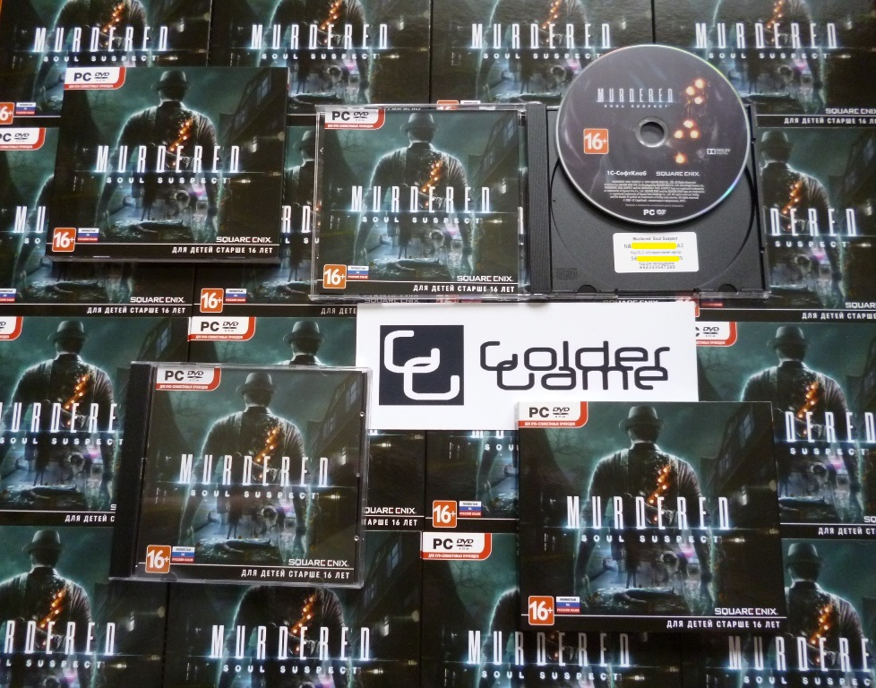 Murdered: Soul Suspect + DLC (Photo CD-Key) STEAM