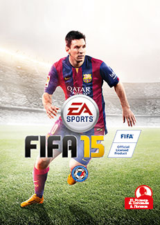 FIFA 15 - Origin - RU / PL (Photo CD-Key) + GIFTS
