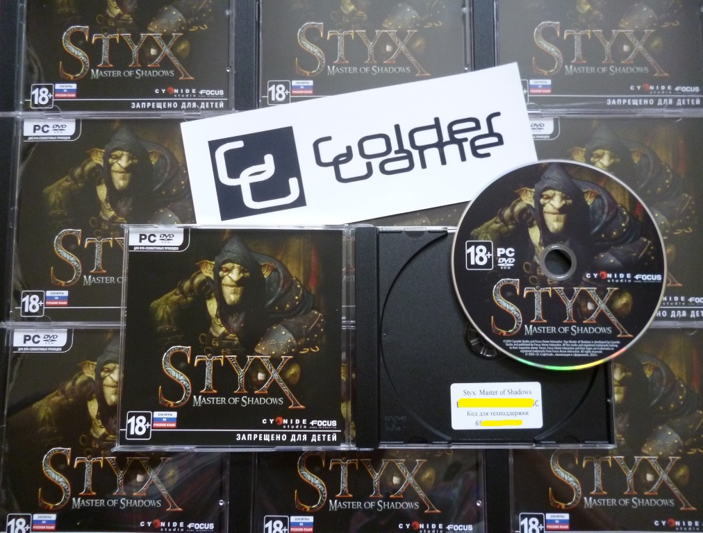 Styx: Master of Shadows (Photo CD-Key) STEAM + Подарки