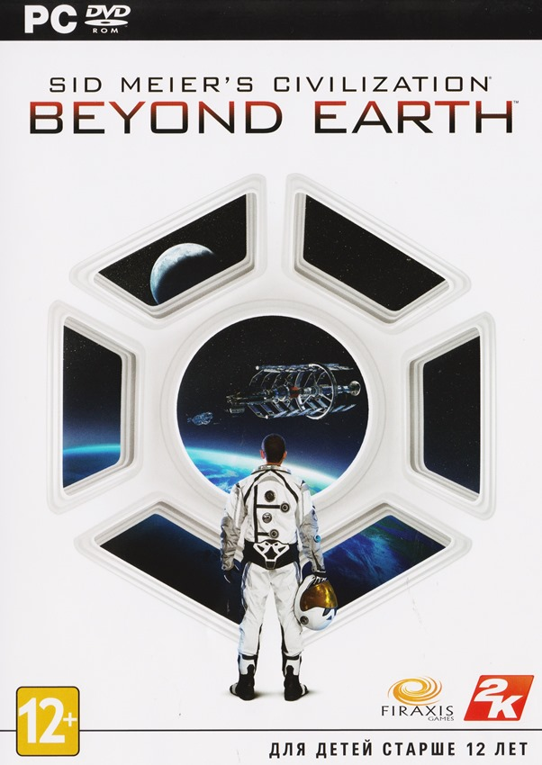 Sid Meiers Civilization: Beyond Earth + DLC (Steam)