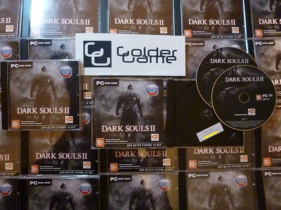 Dark Souls 2 - STEAM - (Photo CD-Key) + Бонусы издания