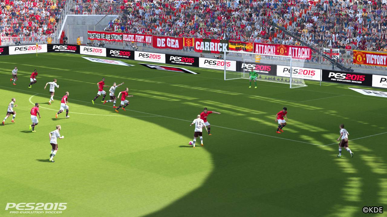 Pro Evolution Soccer 2,015 (PES 2015) STEAM (Photo)