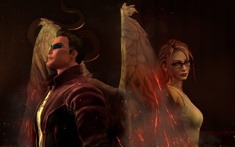 Saints Row: Gat out of Hell + DLC (Photo CD-Key) STEAM