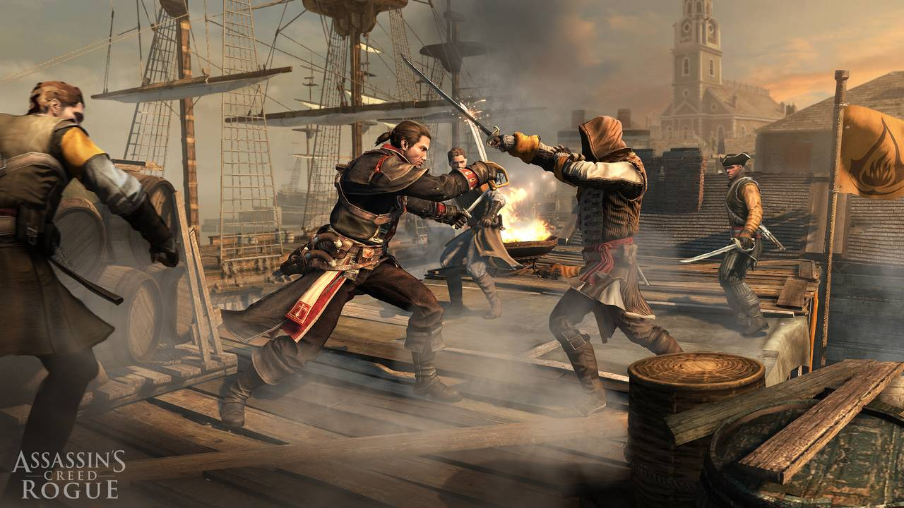 Assassins Creed: The Outcast (Rogue) UPLAY (Photo CD-Ke