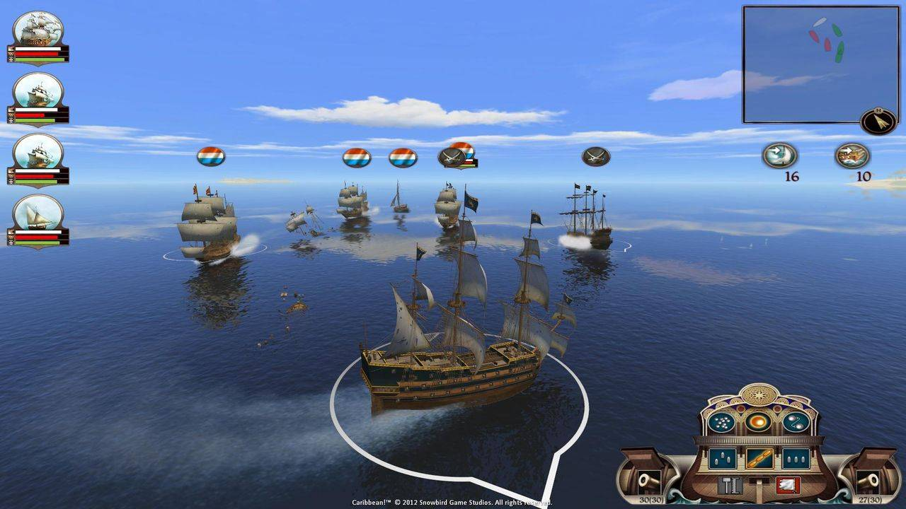 With Fire and Sword 2: Caribbean! (PhotoCD-Key) STEAM