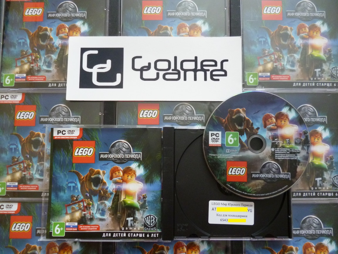 LEGO Jurassic World (Photo CD-Key) PC / STEAM