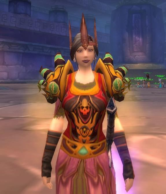 Код на Tabard of Flame (красный) RU/EU/US