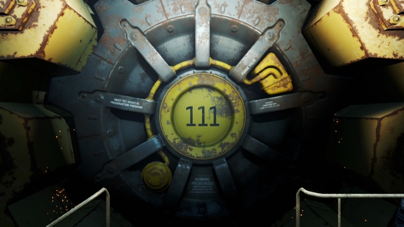 Fallout 4 STEAM KEY (RU/CIS)