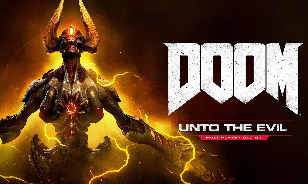 DOOM 4 2016 Unto the Evil DLC STEAM KEY (RU/CIS)