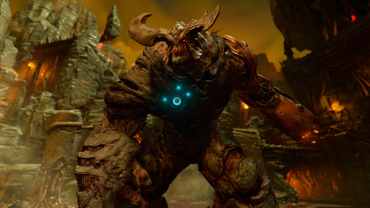 DOOM 4 2016 STEAM KEY (RU/CIS)