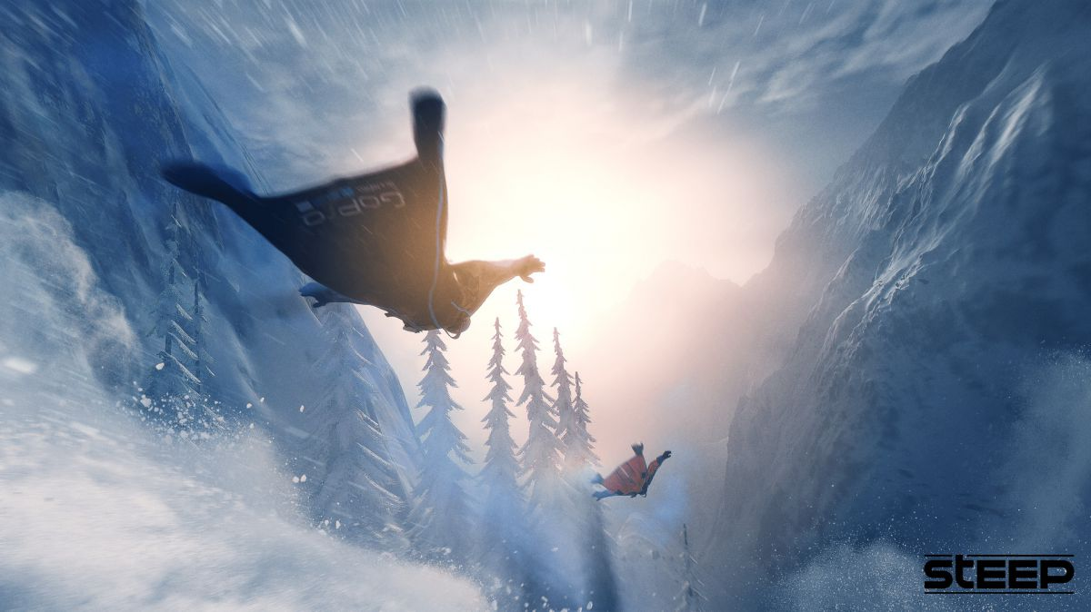 STEEP UPLAY KEY (RU/CIS)