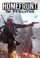 Homefront: The Revolution + 2 DLC STEAM key  (RU/CIS)