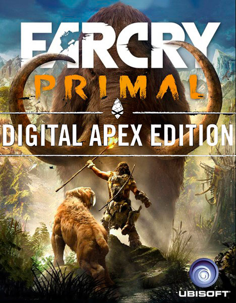 Far Cry Primal DIGITAL APEX EDITION UPLAY ключ (RU/CIS)