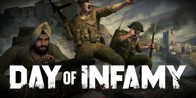 Day of Infamy STEAM key (RU/CIS)