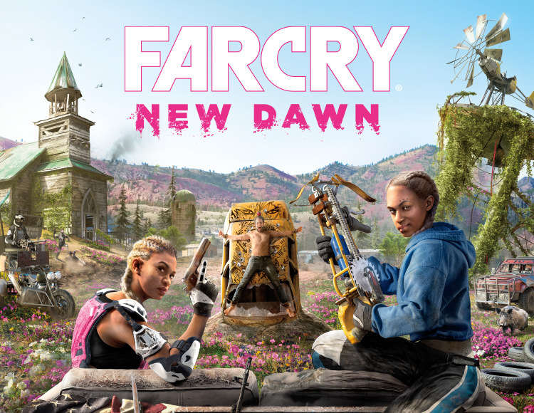 Far Cry New Dawn UPLAY (RU/CIS) 🔥