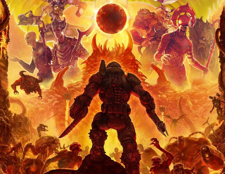 DOOM Eternal (RU/CIS) 🔥