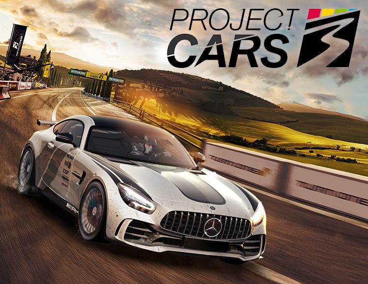 Project Cars 3 STEAM (RU/CIS) 🔥
