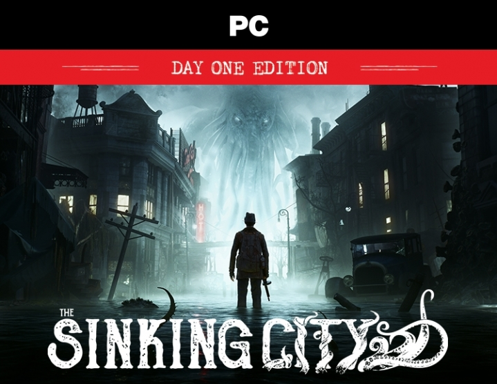 The Sinking City EPIC game + Бонус (RU/CIS) 🔥