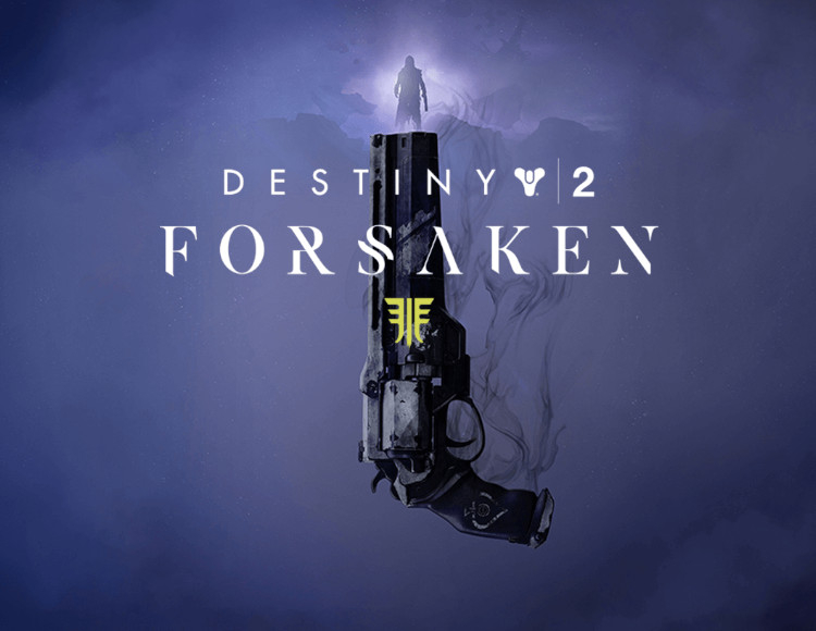 Destiny 2: Forsaken STEAM (RU/CIS) 🔥