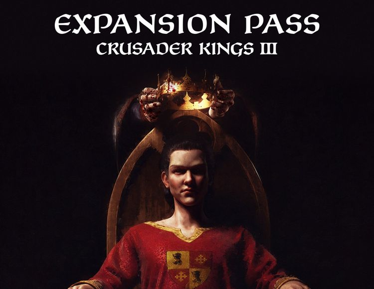 Crusader Kings III 3: Expansion Pass STEAM (RU/CIS) 🔥