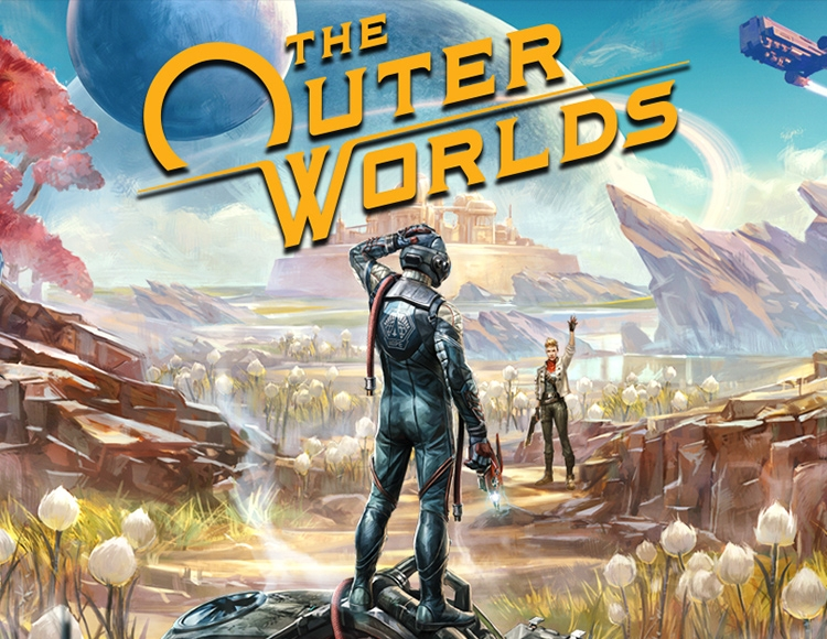 The Outer Worlds EPIC game (RU/CIS) 🔥