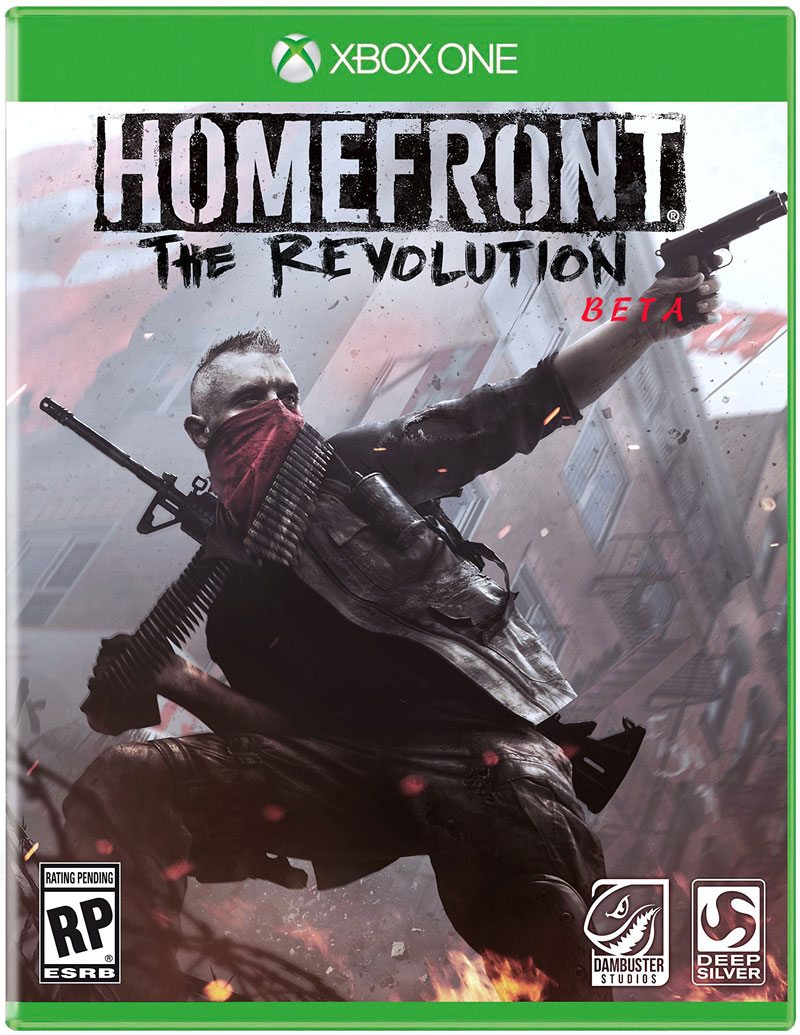 Homefront: The Revolution BETA XBOX ONE KEY (GLOBAL)