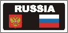 Sticker. Russia. Format .cdr