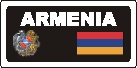 Sticker. Armenia. Format .cdr