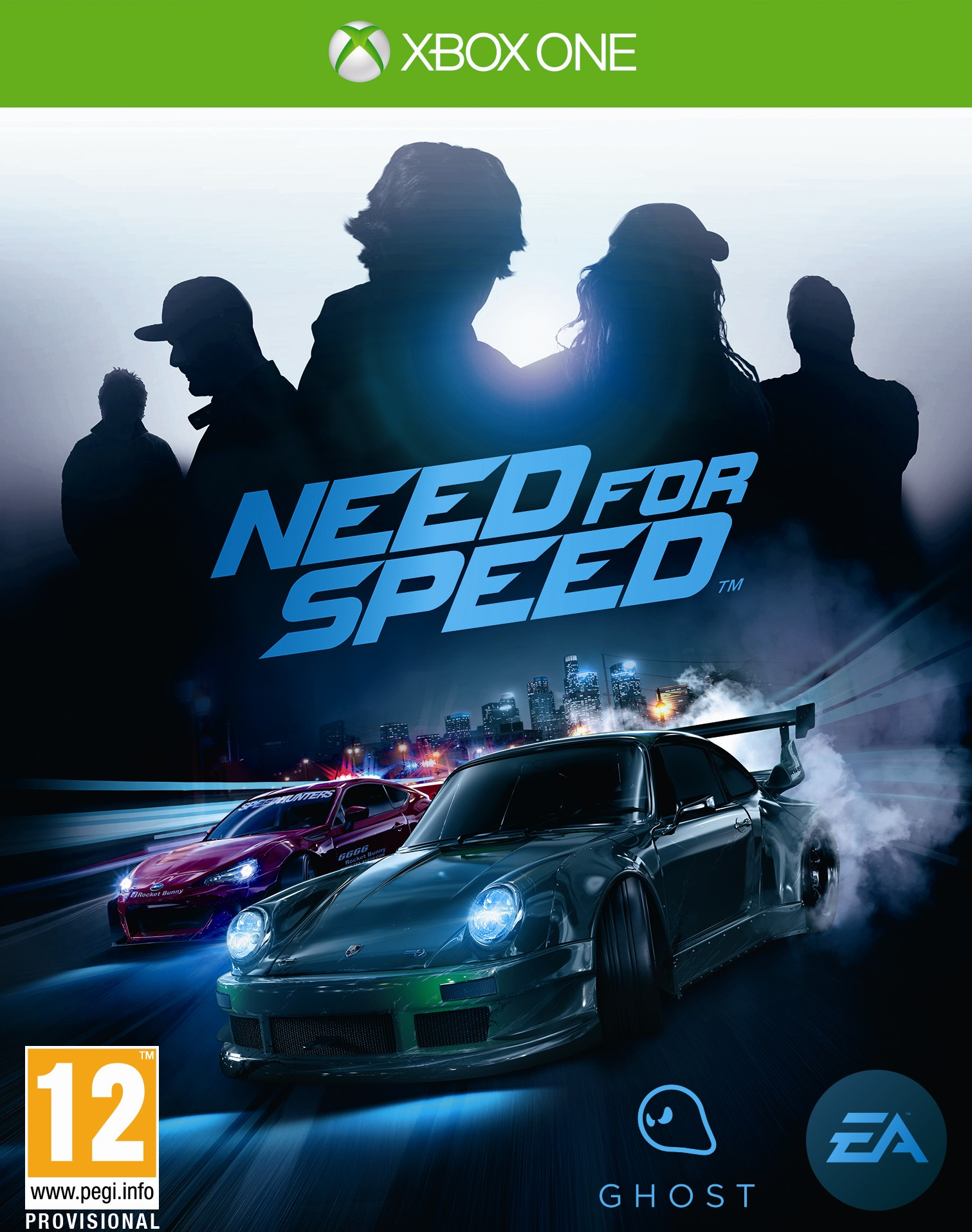 Need for Speed XBOX ONE (RUS)