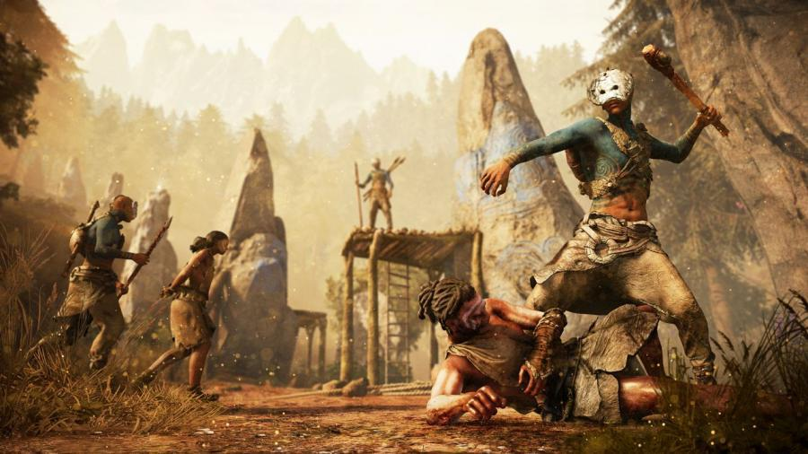 Far Cry Primal Special Edition REGION-FREE (ROW),GLOBAL