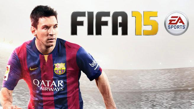 FIFA 15 + подарок + бонус