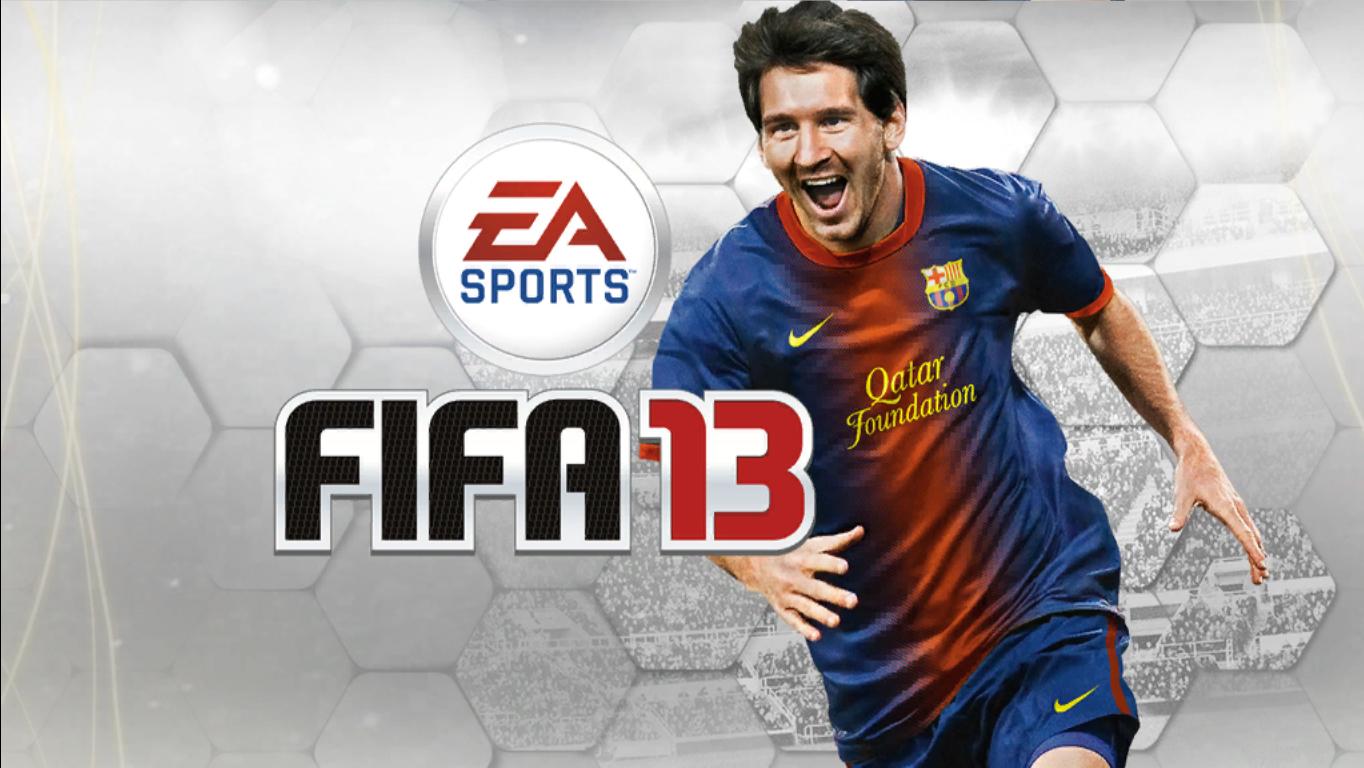 FIFA 13 + подарок