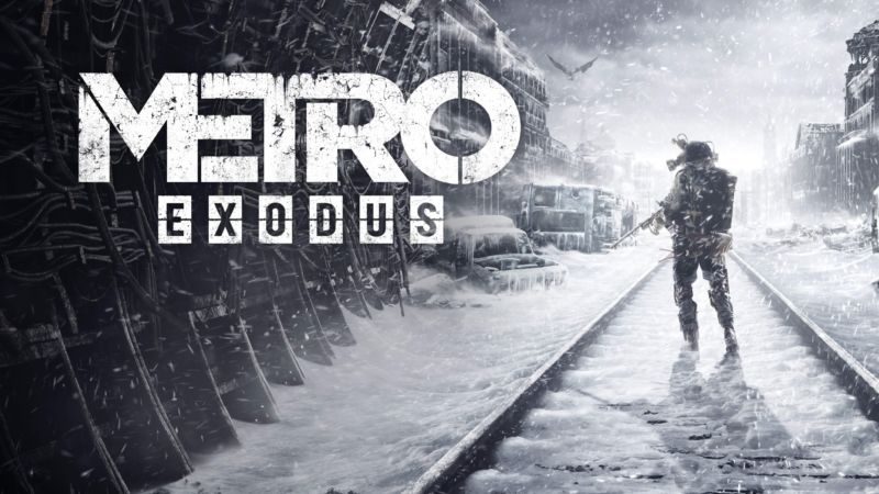 Metro Exodus | Cashback | 100% Guarantee | Epic games 2019