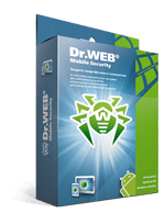 6 months DrWeb Mobile Security License