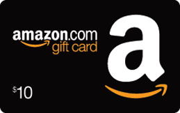 Amazon.com $10 Original Gift Code - Voucher