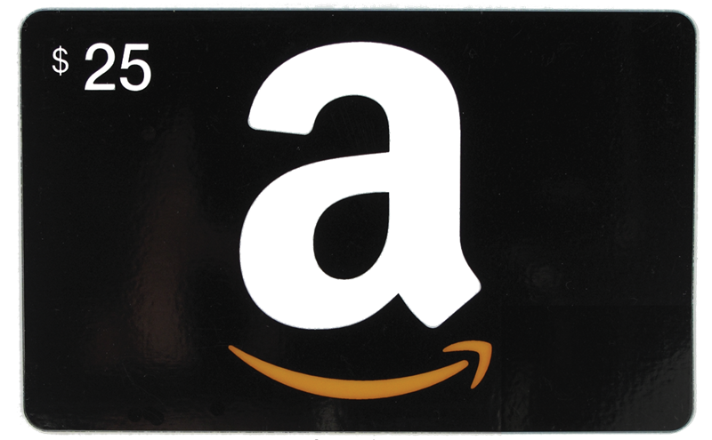 Amazon.com $25 Original Gift Code - Voucher