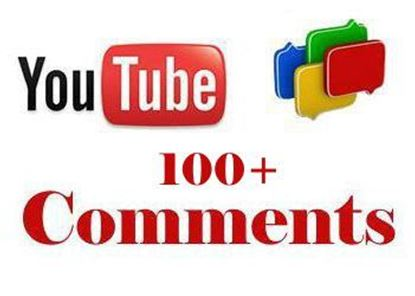 50 video comments on Youtube  Buy high-quality comments