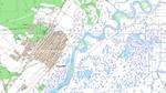 Карта Курумканский р-на