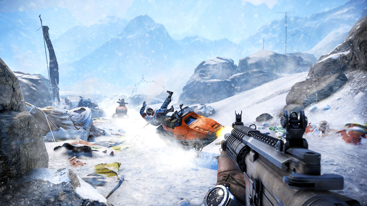 Far Cry 4 UPLAY/RU