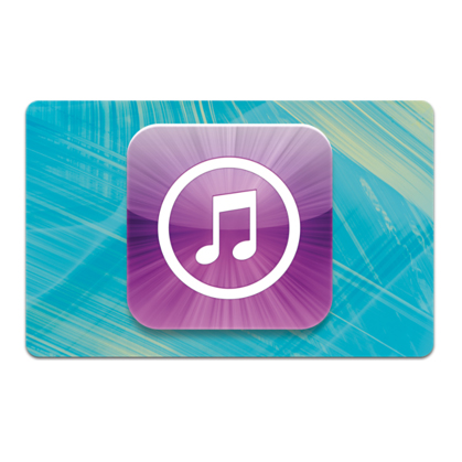iTunes Gift Card (RUSSIA) - 1500 rubles.