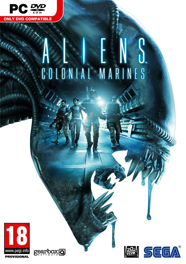 Aliens: Colonial Marines (Steam)