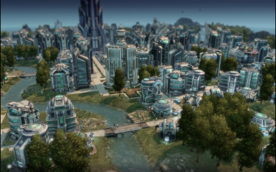 ANNO 2070 - CD-key (RU)