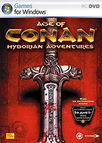 Age of Conan CD-KEY (European version) + 30 days of play