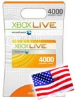 Xbox Live (USA) 4000 points