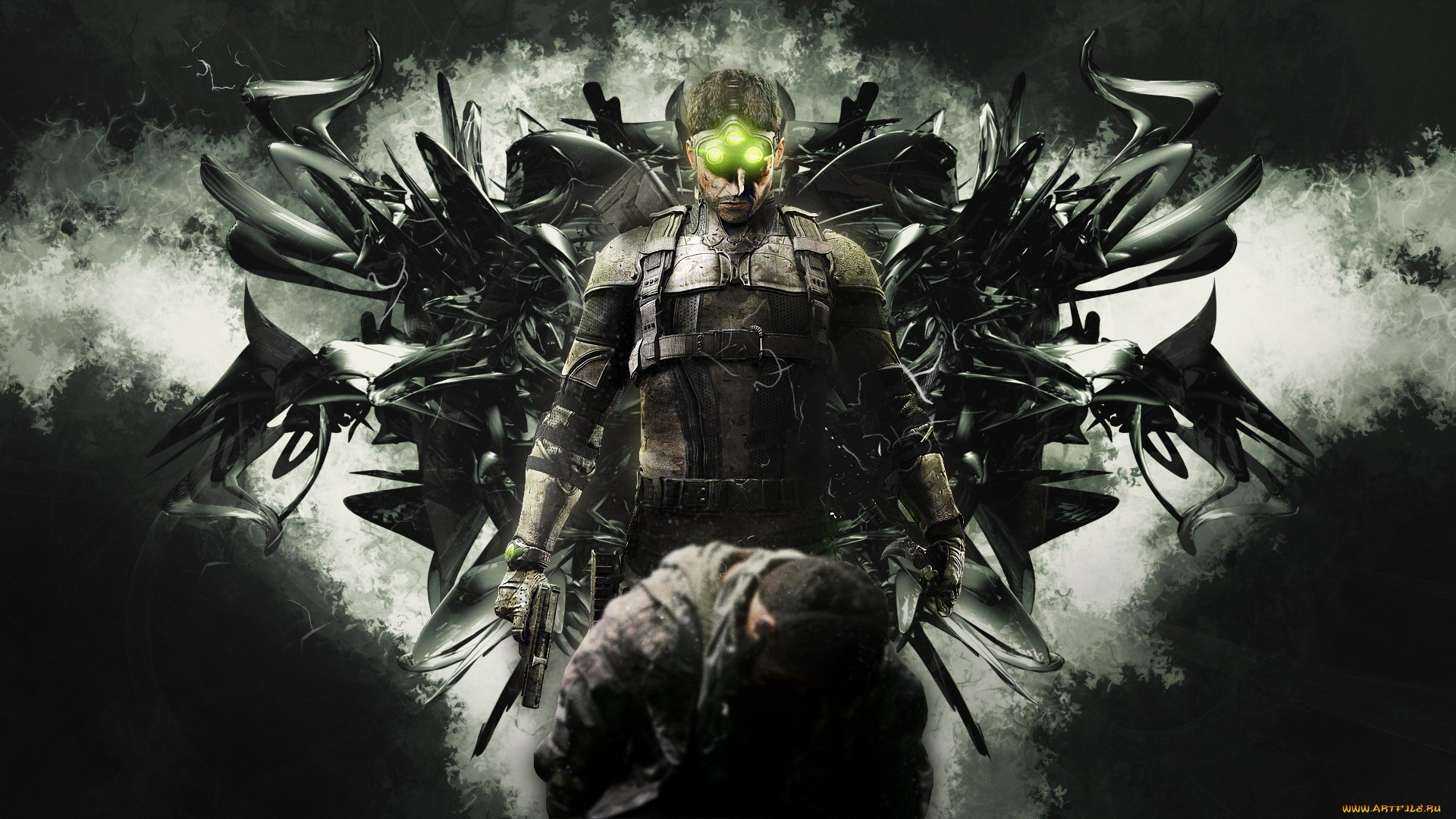 Splinter Cell Blacklist [Uplay] + Акция