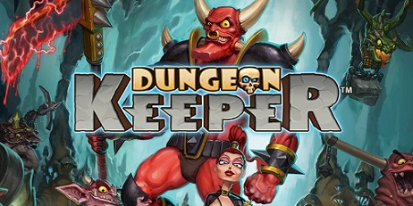 Dungeon Keeper — Account ORIGIN