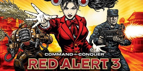 Command & Conquer Red Alert 3 — Account ORIGIN