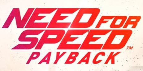 Need for Speed Payback — Account ORIGIN